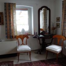 Einrichtung im Jugendstil Ferienhaus Familien Issigau Oberfranken