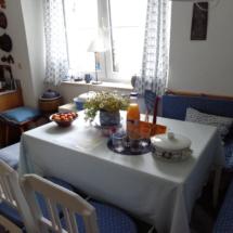 Essecke Familien Ferienhaus Oberfranken Issigau