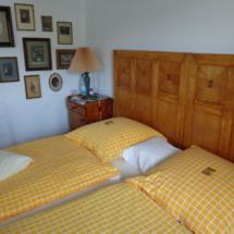 Jugendstil Schlafzimmer Familien Ferienhaus Oberfranken Issigau