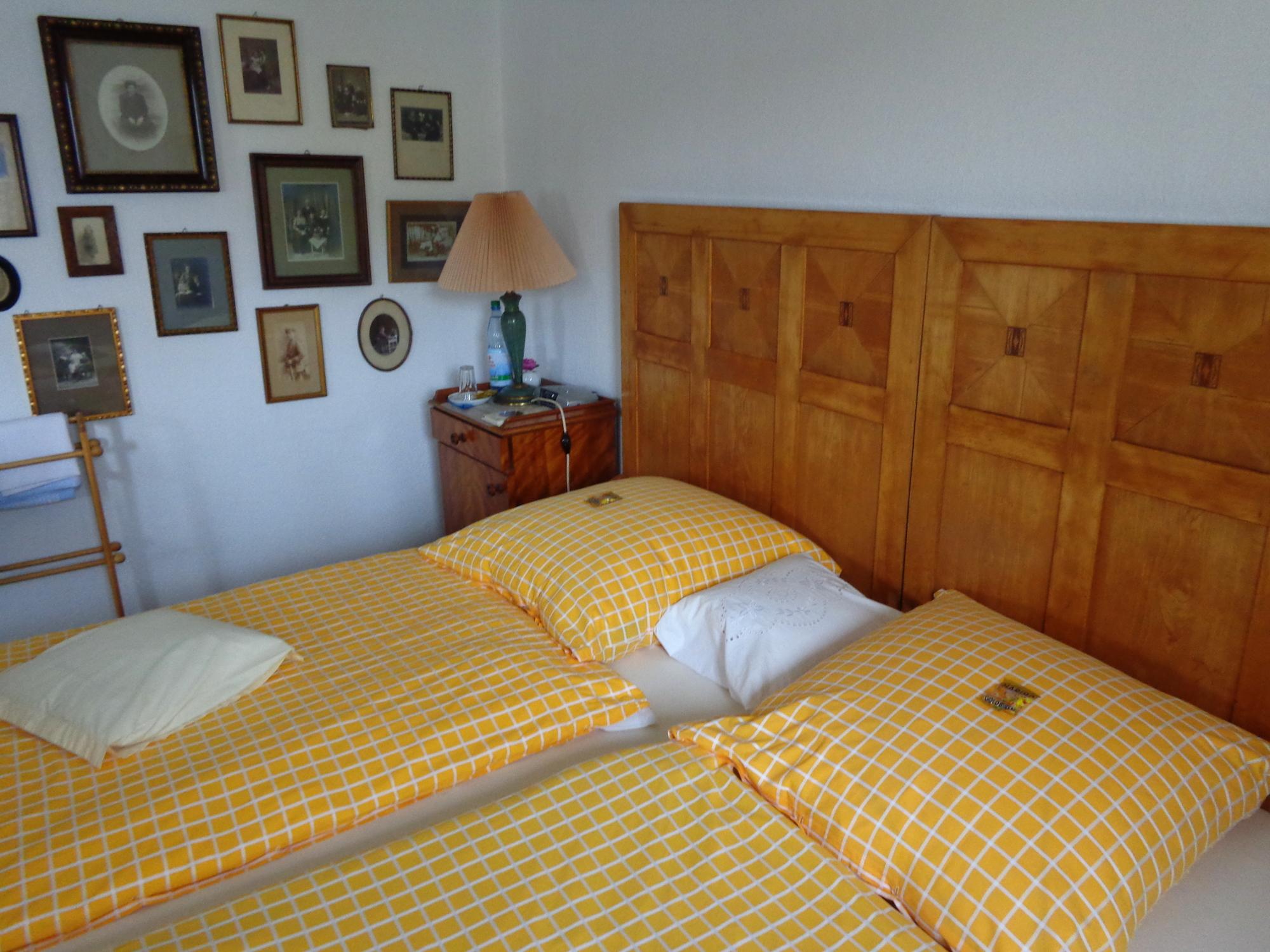 Jugendstil Schlafzimmer Familien Ferienhaus Oberfranken Issigau ...
