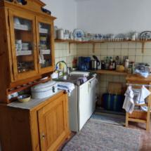 Küche Familien Ferienhaus Oberfranken Issigau