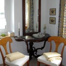 liebevoll eingerichtetes Ferienhaus in Oberfranken